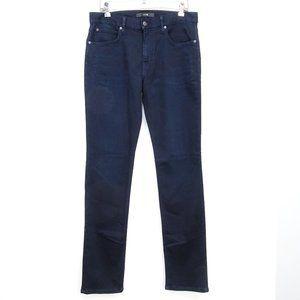 New Joes Jeans Mens Savile Row Straight 31 x 35